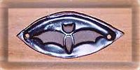 Bat House Medallion